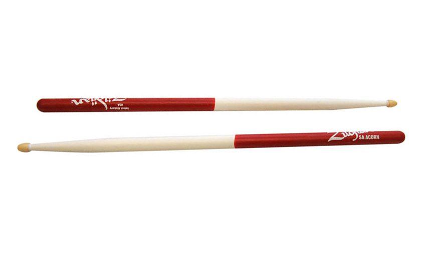 Zildjian  5ACWWRD drumstokken 5A Acorn Houten tip, Dip-serie ZI5ACWWRD