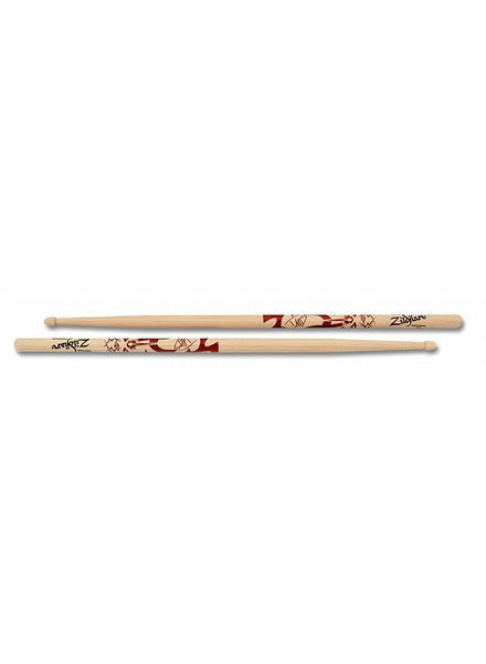 Zildjian Drumsticks, Artist Series, Dave Grohl, wood tip, natural