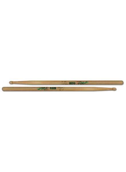 Zildjian ASES drumsticks Artist series, Eric Singer, Wood Tip, natural color ZIASES