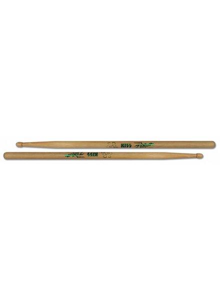 Zildjian ZILDJIAN ASES Trommelstöcke Artist Serie, Eric Singer, Wood Tip, natürliche Farbe ZIASES