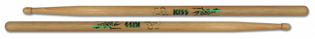 Zildjian  ASES drumstokken Artist-serie, Eric Singer, Houten tip, natuurkleur ZIASES
