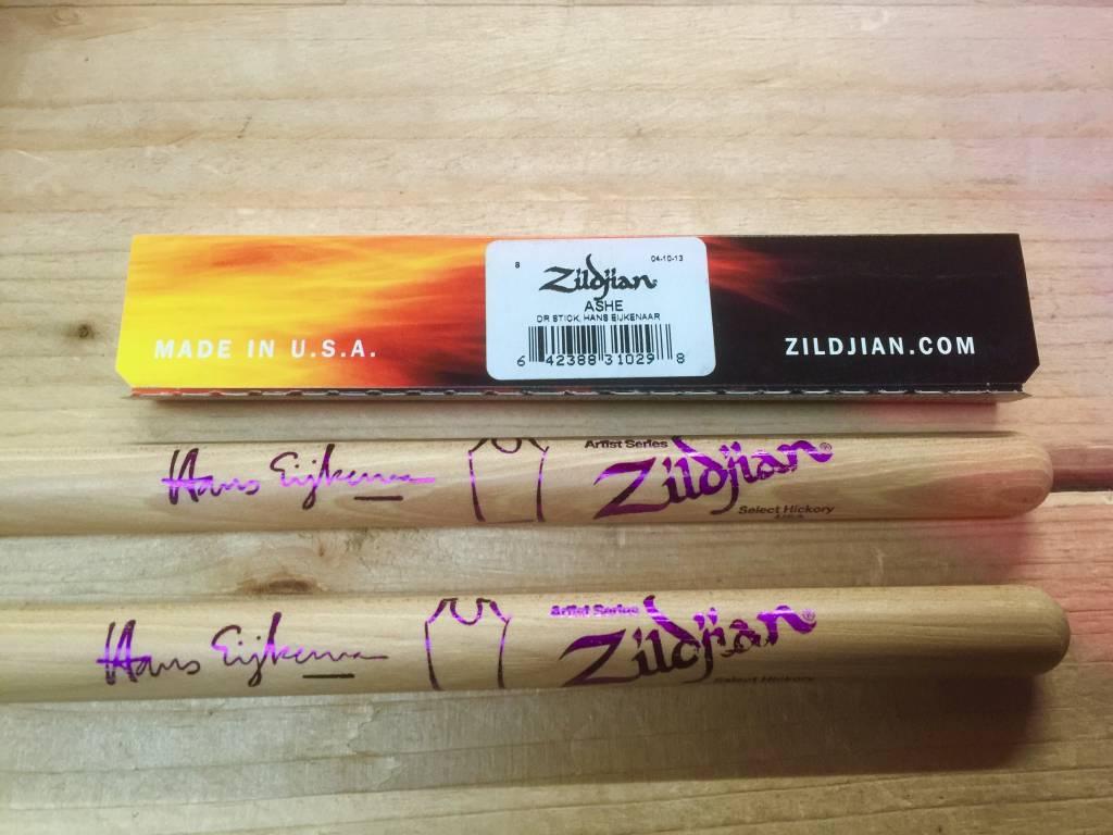 Zildjian  ASHE drumstokken  Artist-serie, Hans Eijkenaar ZIASHE