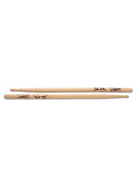Zildjian Drumsticks, Artist Series, John Riley, wood tip, natural