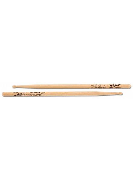 Zildjian Drumsticks, Artist Series, Louie Bellson, wood tip, natural