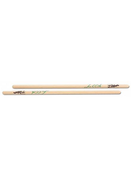 Zildjian ASLC  drumsticks timbale Artist Series Luis Conte, Hickory, natural color (12 pieces) ZIASLC