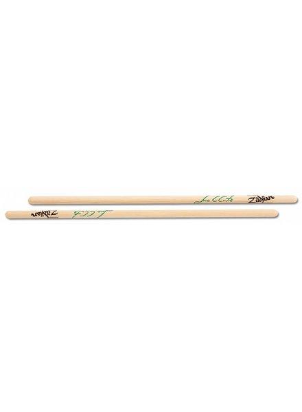 Zildjian ASLC ZILDJIAN Trommelstöcke timbale Artist Series Luis Conte, Hickory, natürliche Farbe (12 Stück) ZIASLC