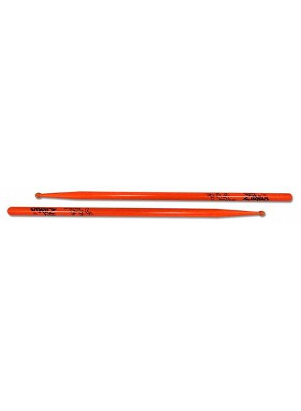 Zildjian Drumsticks, Artist Series, Ronald Bruner Jr., wood tip, orang