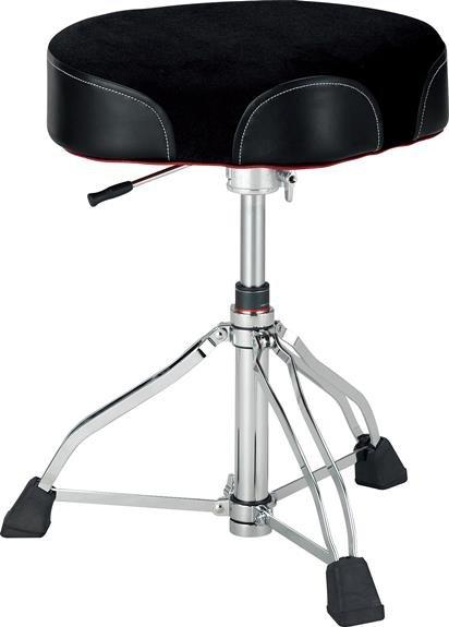 Tama  HT750BC Premium-Tuch-Top Ergo Reiter w / Hydraulix Drum Throne