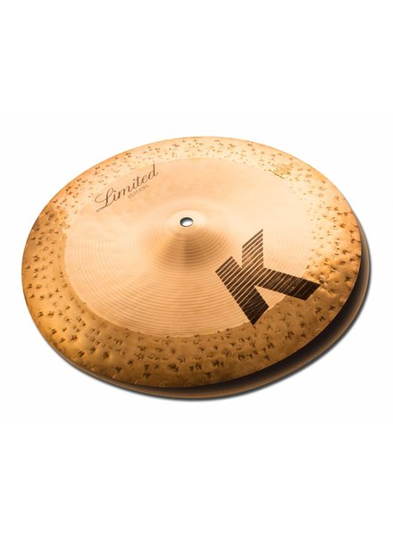 "Zildjian Hi-hat, K Custom, 14"", Hybrid Reversible Hats, traditional/br"