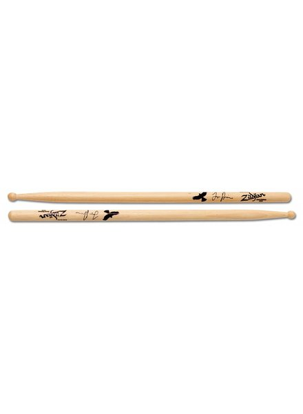 Zildjian ASTH   drumsticks Artist Series, Tayler Hawkins, Wood Tip, natural color ZIASTH