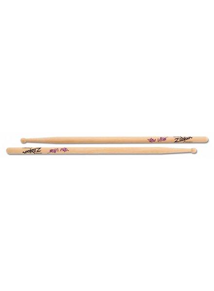 Zildjian ASMK drumsticks Artist Serie, Manu Kache, Wood Tip, natürliche Farbe ZIASMK