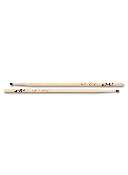 Zildjian Drumsticks, Artist Series, Dennis Chambers, nylon tip, natura
