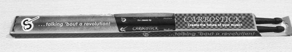 CARBOSTICK Carbo STICK CLASSIC 5A DRUM CARBON TIP