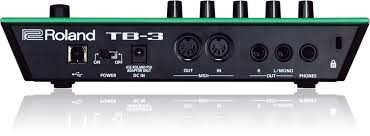 Roland AIRA ROLAND TB-3-Noten-Bass Synthesizer AIRA TB3