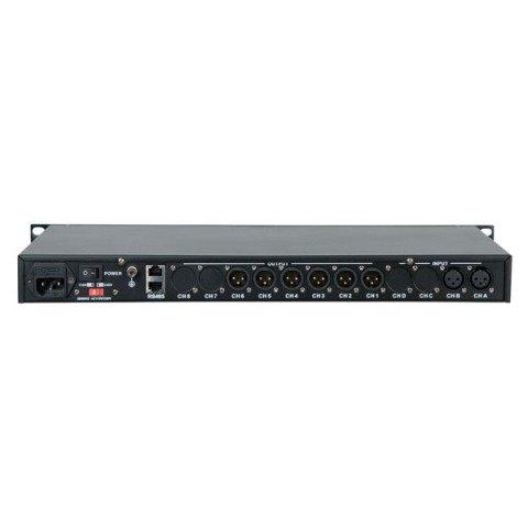 DAP audio pro DAP-Audio DSM-26 MKII 2WAY in 6KONT aus D2072 Digital-Crossover