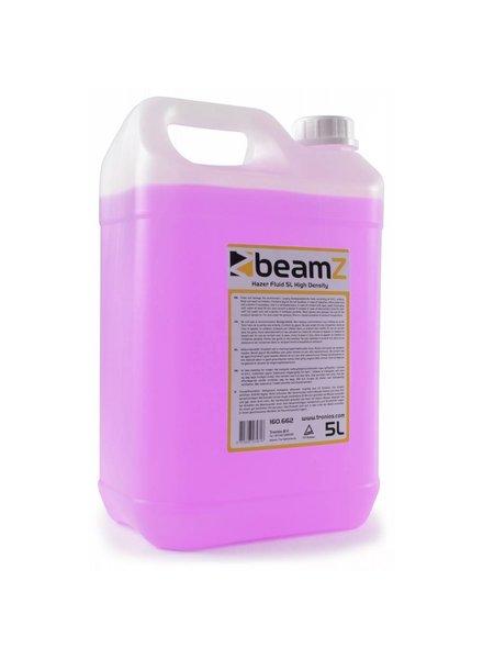 Beamz Beamz Hazervloeistof, Hazer Flüssigkeit 5lt hoher Dichte 160 662
