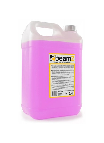 Beamz Liquid Smoke, Smoke Liquid HD concentrated - 5L