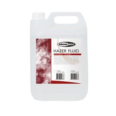 Showtec  Hazer Flüssigkeit auf Ölbasis 60 626 5 Liter