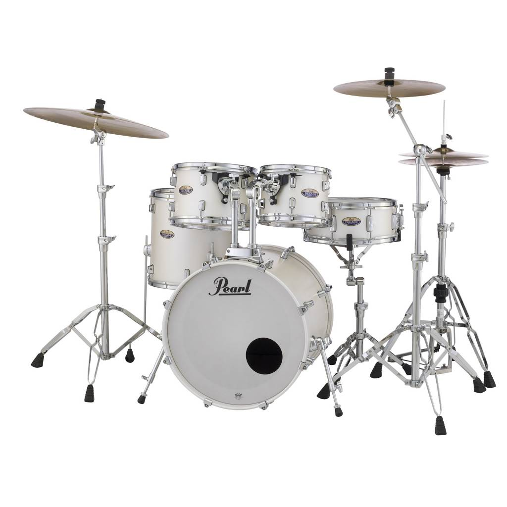 Pearl  DMP925S / C229 JAHRZEHNT white  Drumset inkl. HWP830 Hardware Pack