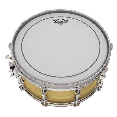 REMO  PS-0113-00 Pinstripe 13-Zoll-rauhaarige weiß für Tom und Snare Drum