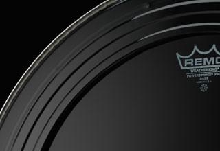 REMO  Powerstroke Pro PR-1120-1100 Coated 20-Zoll-Bass-Drum-Haut