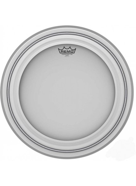 REMO Powerstroke Pro PR-1124-00 Coated 24 inch bass drum skin