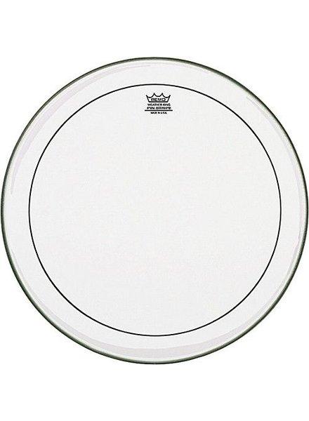 """REMO Remo PS-0318-00 Klar Pinstripe 18 Zoll, 18 """"Floor-Tom Blatt"""