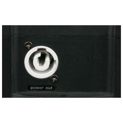 Showtec  Powerbox 4 Kaskadierung Multi Sockel Schuko 4-Wege-Verteilerleiste 90 661