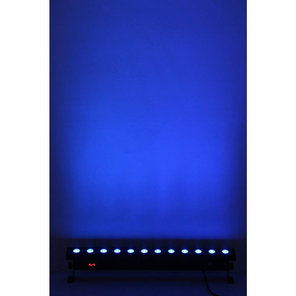 Beamz  LCB216 Farbe Einheit 12x 18W RGBAWUV HEX LEDs 150 555