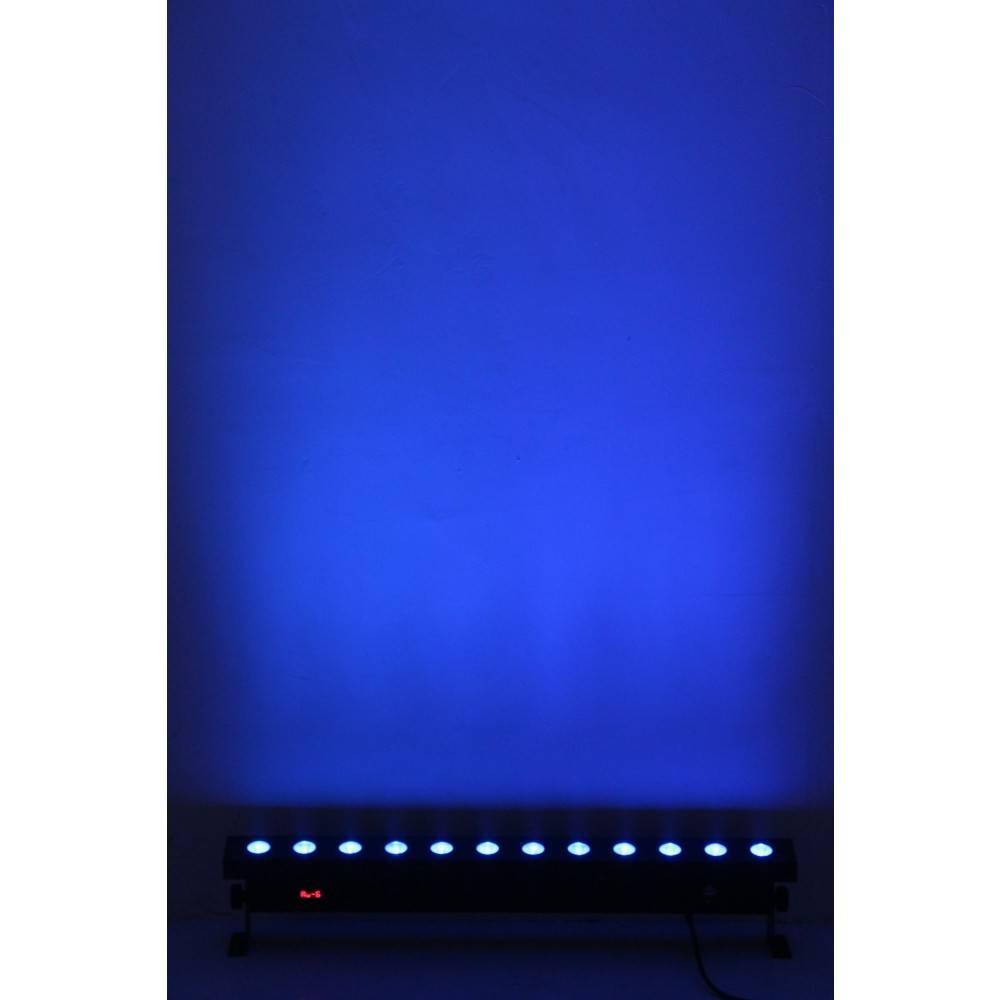 Beamz  LCB216 Kleurenunit 12x 18W RGBAWUV HEX LED's 150.555