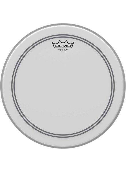 "REMO P3-0116-BP Powerstroke 3 coated ruw wit 16"" tom vel"