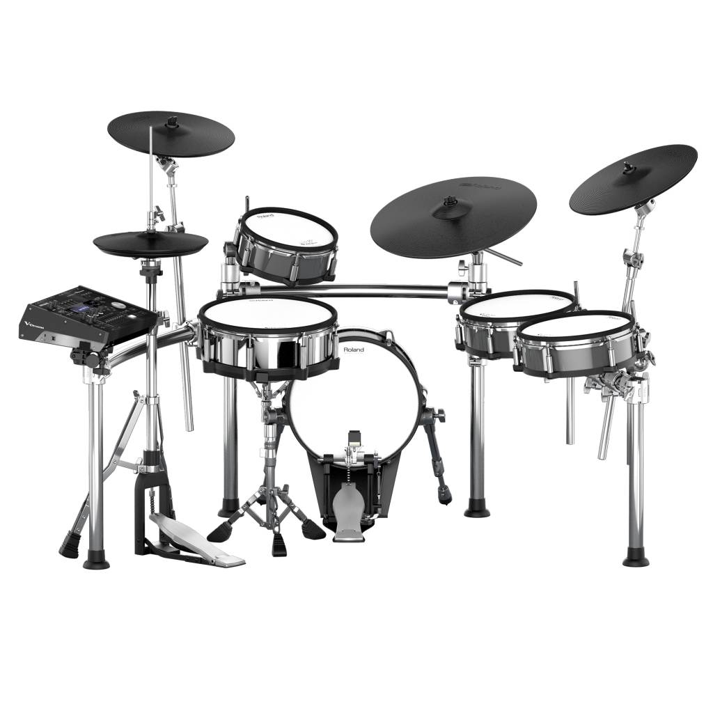 Roland TD-50-KV V-Drums Kit winkel model