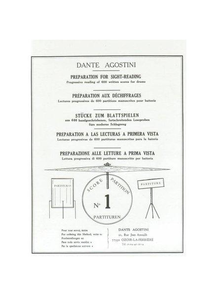 de Haske Dante Agostini Vorbereitung auf Sicht Leseteil 1