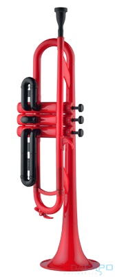 Coolwind Trompet Bes Rood CQTR200RD