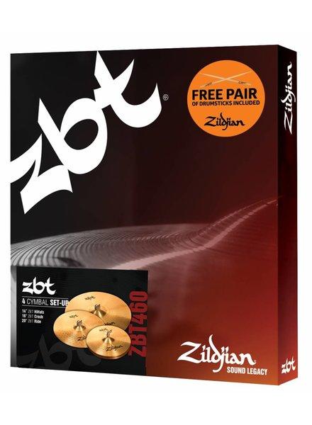 Zildjian ZBT PRO 460 BOX SET ZBTP460