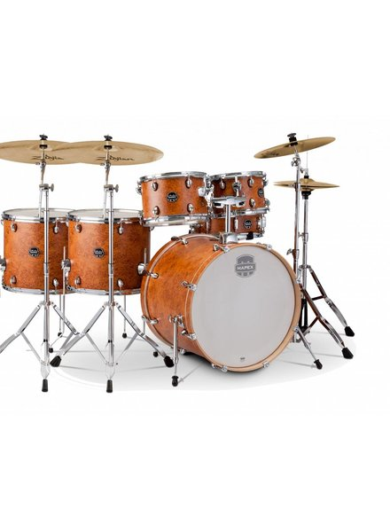 Mapex MXST5295FIC Storm Drum Set Camphor Wood Grain #IC 6 pcs incl. Hardware