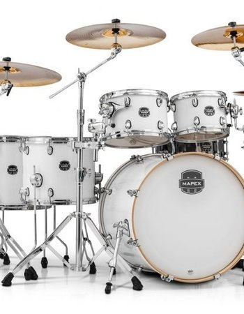 Look the new acoustic drums