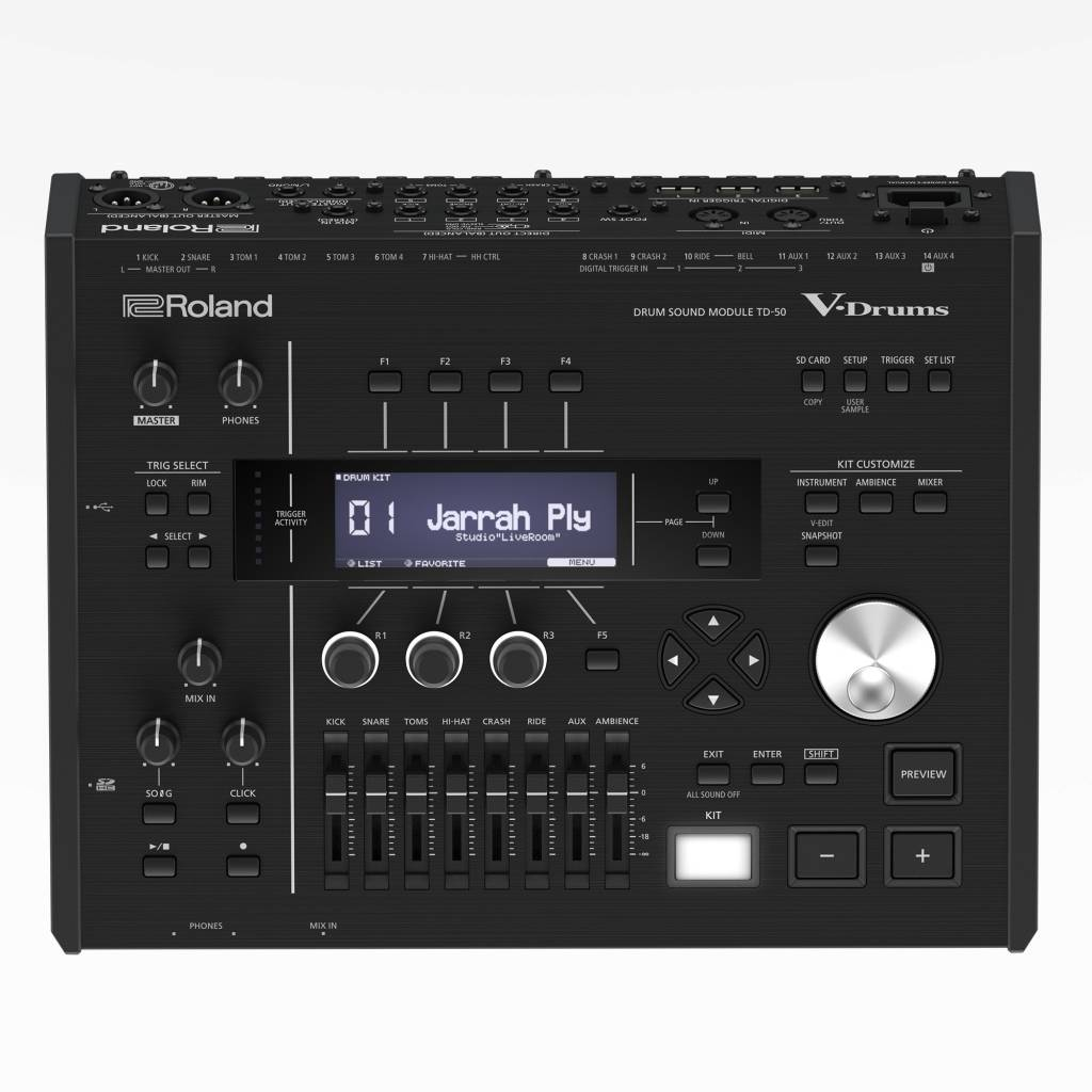 Roland TD-50 V-Drums Pro Drum Sound Modul