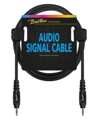 Boston Boston audio signal cable, 3.5mm mini stereo mini stereo jack to stereo, 3.00 meters