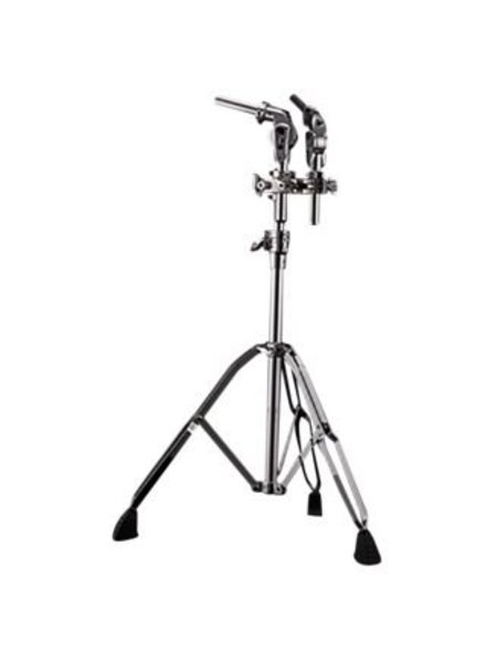 Pearl T-1030 Double Tomstand incl. 2 tomholders