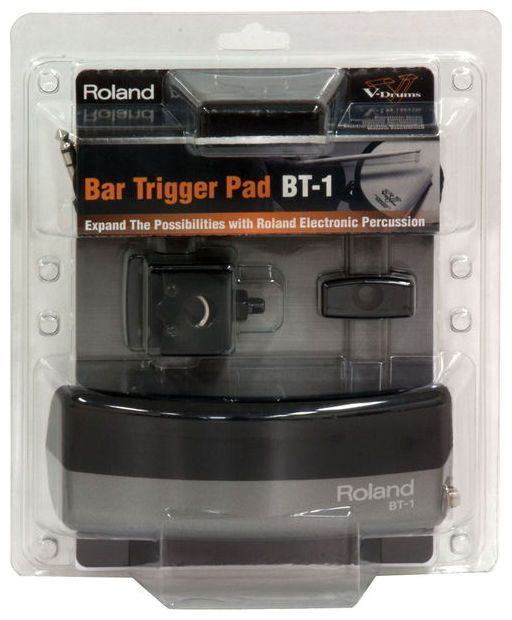 Roland BT-1 winkel demo bar trigger pad