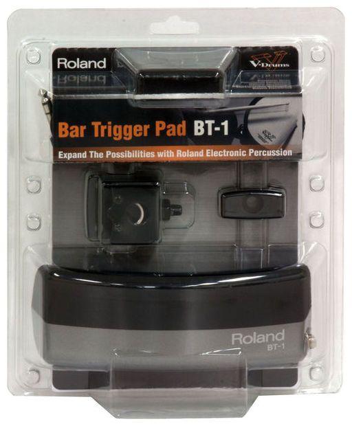 Roland BT-1 winkel demo bar trigger pad