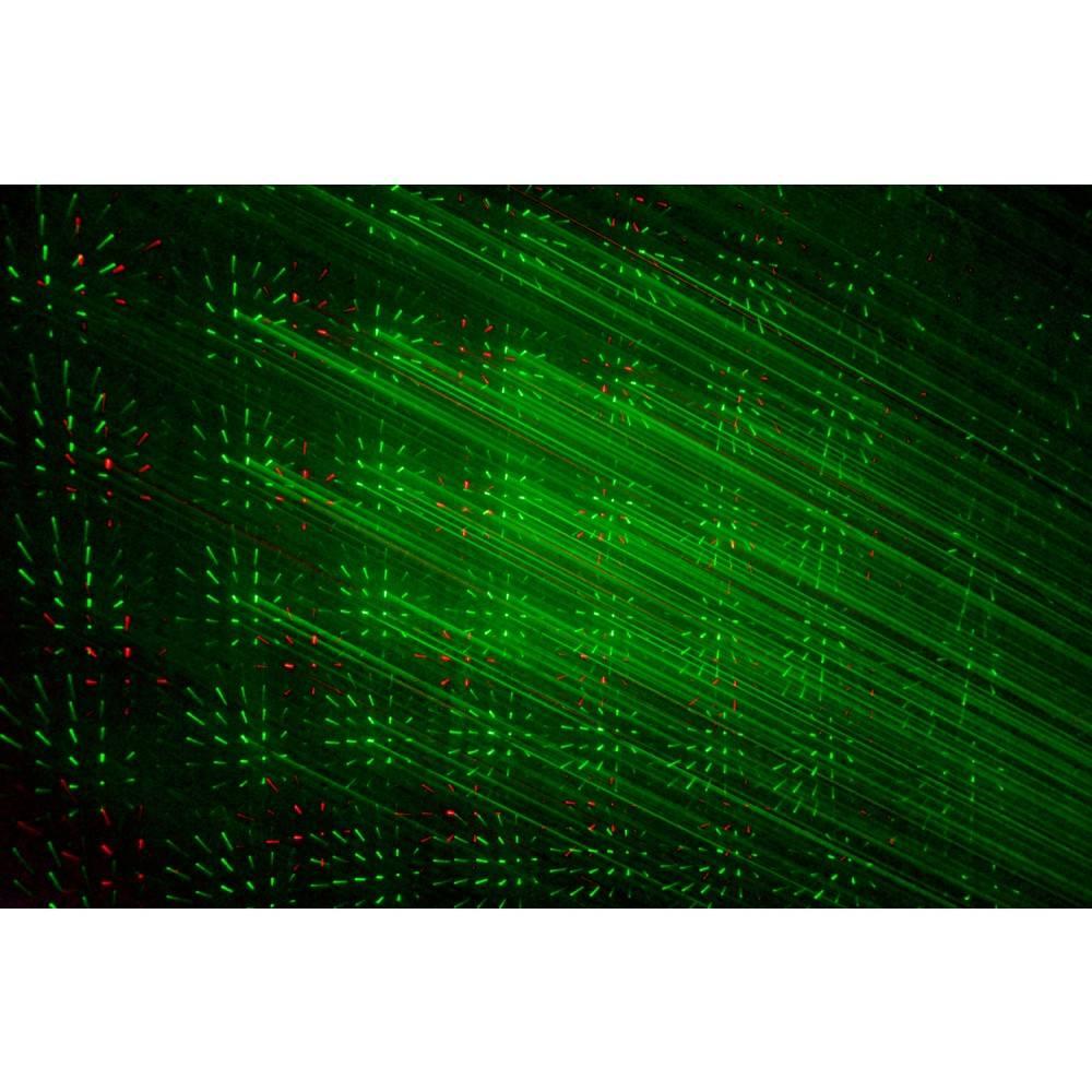Beamz  Laser IP65 Außenfern Rot & Grün