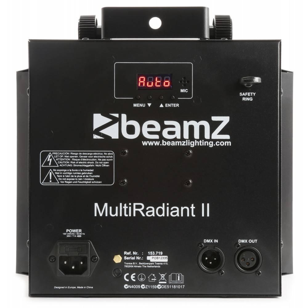 Beamz , MultiRadiant II LED 153.719