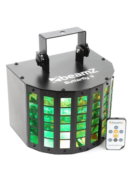Beamz II  Schmetterling LED-Mini-Derby 153 713