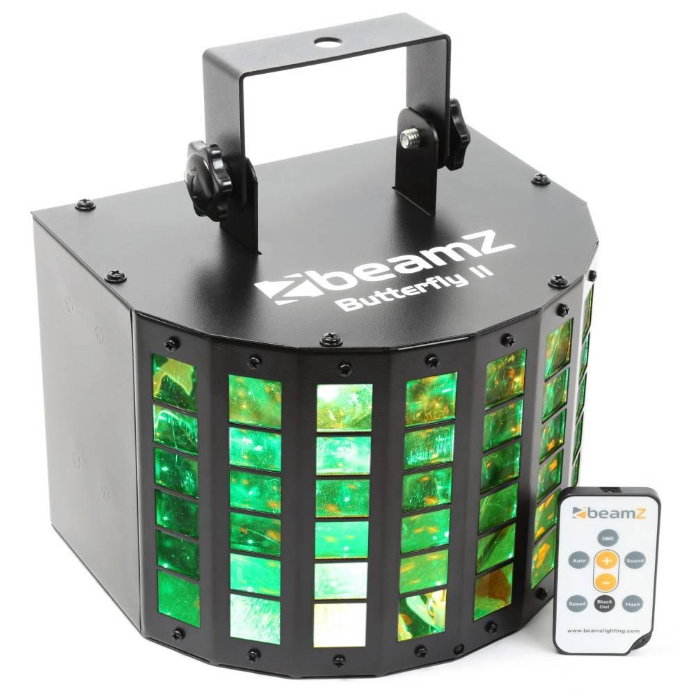Beamz II  Schmetterling LED-Mini-Derby 153 713