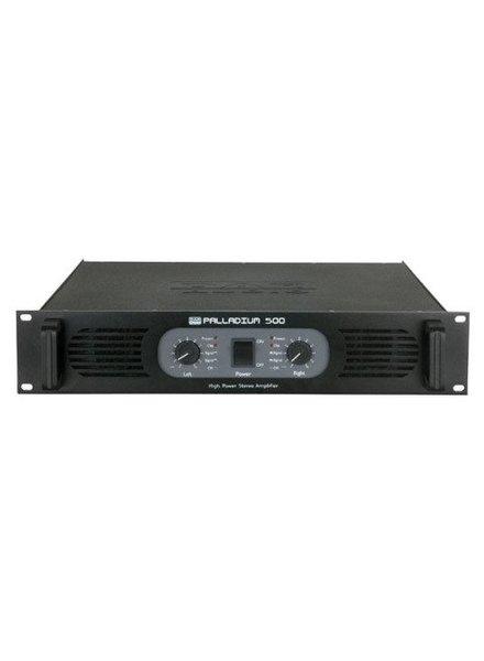 DAP audio pro DAP-Audio P-500 Stereo-Endstufe, Schwarz D4132B