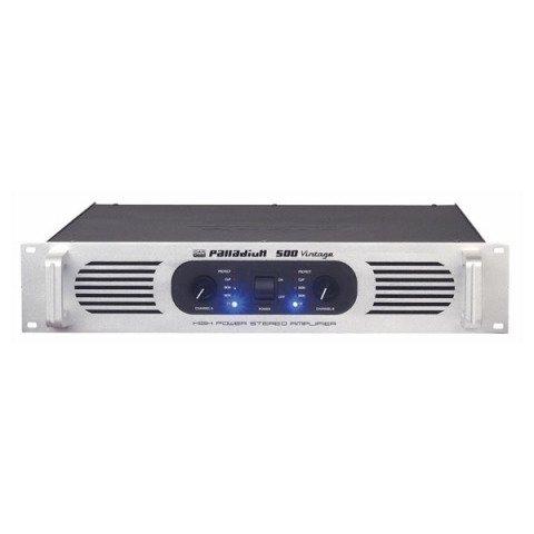 DAP audio pro DAP-Audio P-500 Stereo-Endstufe, D4132
