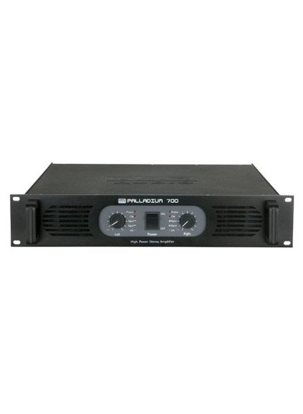 DAP audio pro DAP-Audio P-700 Stereo Power Amplifier, Black, D4133B
