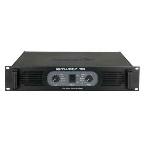 DAP audio pro DAP-Audio P-700 Stereo Power Amplifier, Black, D4133B